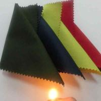 Fabric Products 100% cotton Flame retardant fabric Manufactures