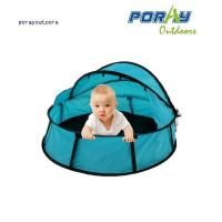 China Pop up travel baby bed with insert mattress on sale