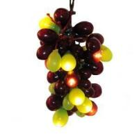 Buy cheap Fairy Lights # H1283BURG BURGUNDY GRAPE CLUSTER LIGHT SET from wholesalers