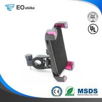China 360 Degree Rotation Handlebar Clip Brand New Bike Phone Mount on sale