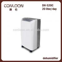 China Refrigerative Dehumidifier Office Dehumidifier with ABS Housing and Water Tank on sale
