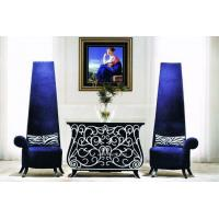 Latest High Class Star Hotel Mirrored Console Table Manufactures