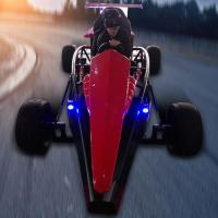 New Business F1 Car Design VR Motion Ride VR Racing Car Virtual Reality Simulator for VR Park Manufactures