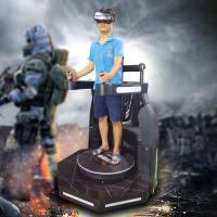 Buy cheap Easyfun Latest 9D VR Machine 360 Degree Rotation Sitting and Standing VR Battle from wholesalers