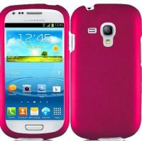 Rubber oil Hard Cover Case for Samsung Galaxy S3 Mini Manufactures