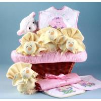 Unique Baby Gifts Easter Baby Gift Basket-Girl Manufactures