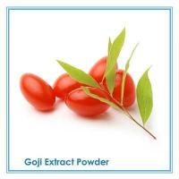 Wholesale Chinese Black Wolfberry Extract / Goji Berry Powder Manufactures