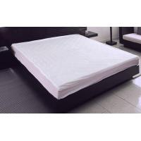 China Coral Fleece Anti-Mite Bedspread wholesale