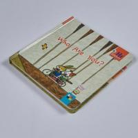 China Good quality perfect carboard cheap baby soft book on sale