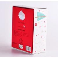 Toy dispaly paper box with PVC/PET/PP clean window lid cover