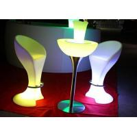 China DECOR - LED Furnitures LED Chair and Table Set on sale