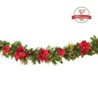 Decorated Christmas Garlands Manufactures
