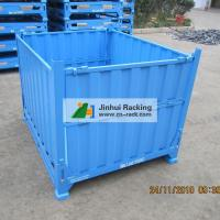 China Stacked Collapsible Steel Packaging Container Factory wholesale