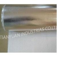 China SEALING GLAND PACKING TYF012 Fiberglass Fabric with Aluminum Foil wholesale