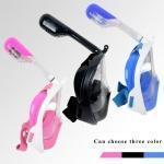 swimming mask and snorkel Manufactures