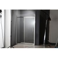 China New Design Walk in Frameless Shower Door Oil Rubbed Bronze on sale