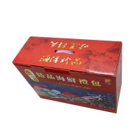 China Color box Sea food packaging carton wholesale