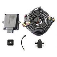 CNG LPG multipoint 3 4 cylinder sequential injection auto gas conversion ECU kits for cars LN-MP48 Manufactures