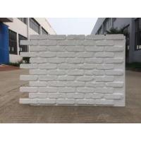 Light weight Faux Brick PU Panel Manufactures