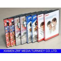 Eco-friendly Recyclable Customized Printed Paper CD DVD Packaging Packaging Manufactures