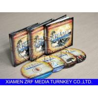 CD Packaging Professional Printing Paper Box With CD Replication Manufactures
