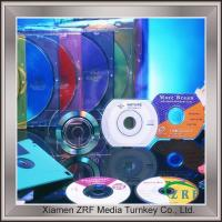 Wholesale Cheap CD Duplication, Handmade Duplication CD Pressing And Packaging Service Manufactures