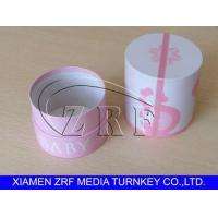 Decorate Cylinder Color Cardboard Gift Boxes Packaging Printed Manufactures