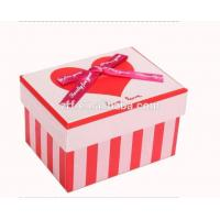 Personalized Decorative Paper Packaging Boxes For Weddings Favors Manufactures