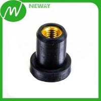 Plastic Gear Customized Rubber Durable Brass Insert Molded Silicone Manufactures