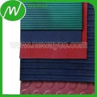 Plastic Gear Hot Selling Rubber Sheet With 3M adhesive Backing Manufactures