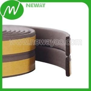 Quality Plastic Gear Factory Customized Rubber Seal Gasket With Adhesive Tape for sale