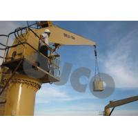 For Sale National Stiff Articulating Boom Cranes Are Hydraulic Cylinder Luffing. Manufactures