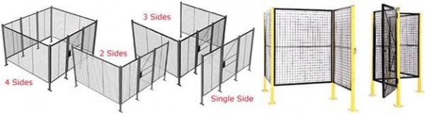 Quality Wire Security Cages for sale