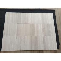 China Serpeggiante Grey and White Wooden 12 X 12 Marble Tiles Is the Best Tile for Floors Manufactures