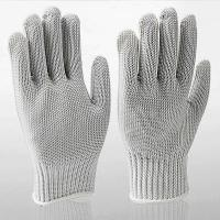 butcher gloves stainless steel Stainless Steel Wire Dyneema Anti-Cut Butcher Gloves Manufactures