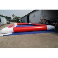 Top Quality Giant Outdoor Square Inflatable Swimming Pool for Adult and Kids Manufactures