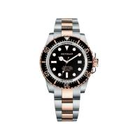 NEYMAR Water Resistant 3300ft/1000M Men's Diver Watch Steel-Rose Gold Advance PVD Manufactures