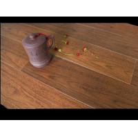 Buy cheap Tawny Bamboo Fiber Wood Effect Floor Tiles Crystal Surface For House Decoration from wholesalers
