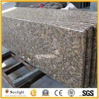 China Culture Stone giallo fiorito granite countertop on sale