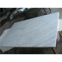 Buy cheap Honeycomb Composite & Pervious to light Carrara White Honeycomb Composite Table Top, from wholesalers