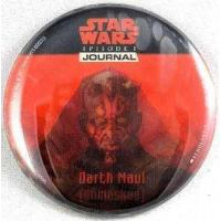 Buy cheap Star Wars Episode 1 Lenticular Darth Maul Journal Button from wholesalers