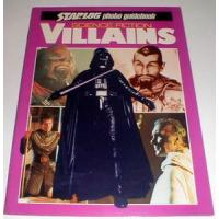 Starlog photo guidebook Science Fiction Villains Manufactures