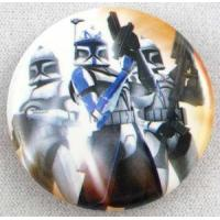 Star Wars Clone Wars Clone Troopers Button Manufactures