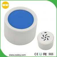 ABS Round Shaped Sound Recordable Box for Drug Reminder with Push Button Manufactures