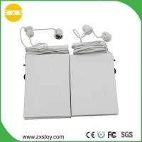 Buy cheap Adjustable Volume Mini Advertising Paper MP3 Music Player Card with Earphone from wholesalers