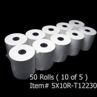 China Paper Rolls & Ink Ribbons 5X10R-T12230 on sale
