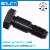 Hot Forged Auto Bolt