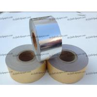 aluminum foil backed with tissue paper Manufactures