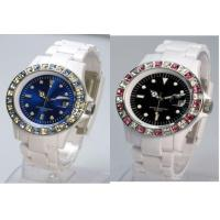 China 38mm Colorful Crystal Polish Best Plastic Watch Glass Women's Plastic Watch Bezel Inserts on sale