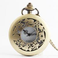 Quality High Quality Quartz Pocket Watches for Sale Modern Gents Pocket Watch Engraved Inside for sale